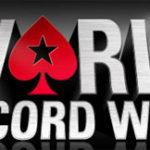 Pokerstars veut battre un record du monde!