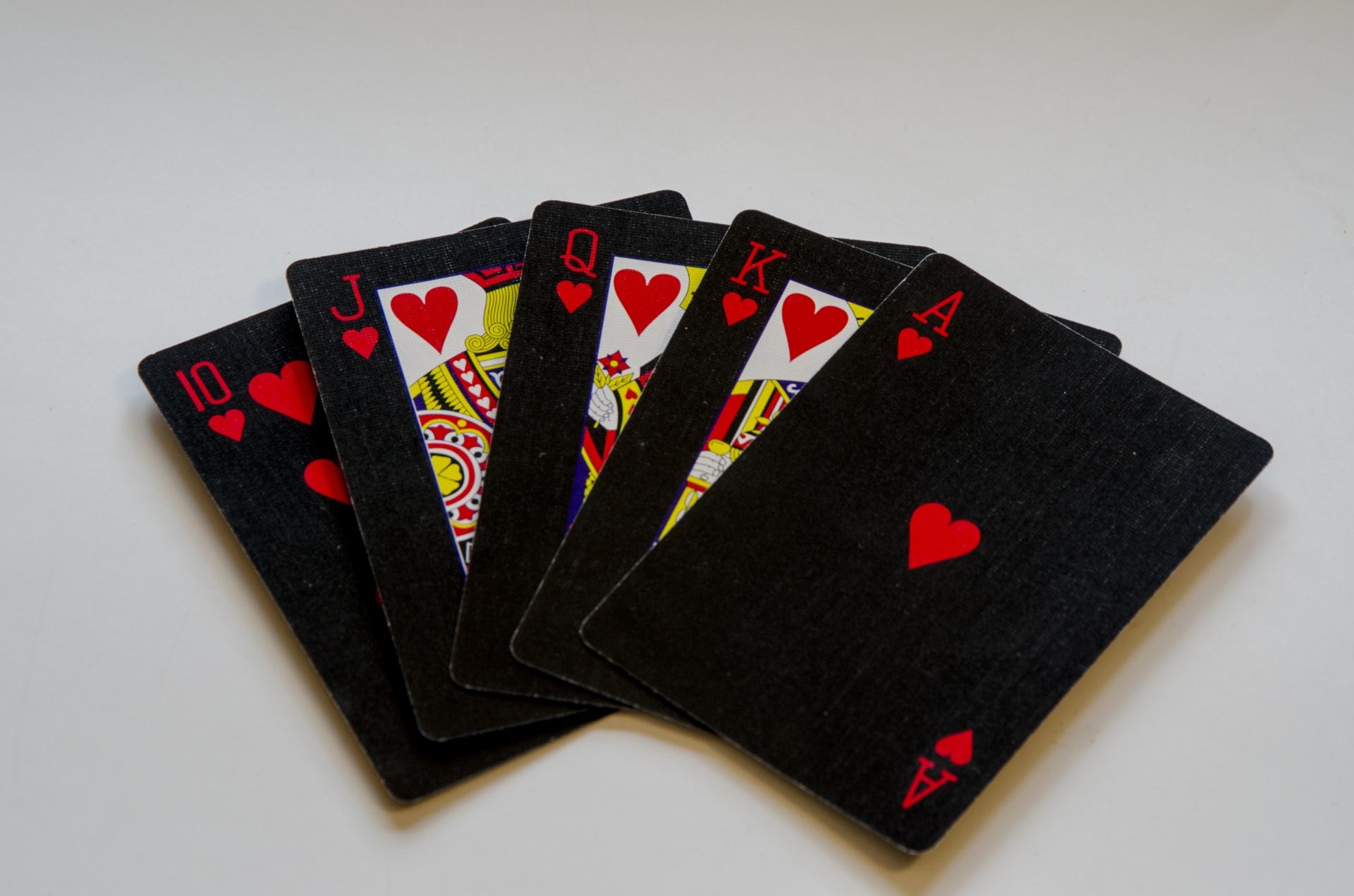 Un brelan au poker c'est quoi